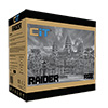 CiT Raider AIR Case 4 x Halo ARGB Fans Mesh Front Side Glass MB SYNC - Alternative image