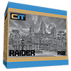 CiT Raider White 4 x Halo Spectrum RGB Fans Glass Front and Side MB SYNC - Alternative image