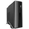 View more info on CiT S003B Black Slim Micro ATX or Mini ITX Case Built-in Card-Reader 300W PSU ...