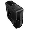 CiT Spectre Gaming Case 2 x USB3 Side Window Toolless Card Reader Black - Alternative image