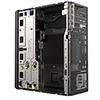 CiT SI001BK Slim Desktop MATX M/B B2B Case - Alternative image