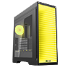 Game Max Abyss ATX Full Tower Temp Glass Front Panel - Alternative image