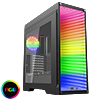 View more info on GameMax Abyss ATX Full Tower Temp Glass Front Panel...