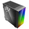 GameMax Abyss Mini ARGB Gaming Case 1x ARGB fan 1x ARGB Hub - Alternative image