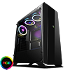 View more info on Game Max Aurora RGB Mid-Tower Tempered Glass Gaming Case...