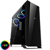 View more info on Game Max Aurora RGB Midi Tempered Glass Gaming Case...