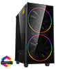 View more info on GameMax Black Hole ARGB Gaming Case 2x 20cm ARGB fan 1x ARGB Hub...