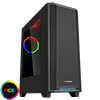 View more info on Game Max California RGB Mid-Tower Gaming Case With Acrylic Side Window & LED Strip...