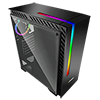 Game Max Chroma RGB Mid-Tower Gaming Case - Alternative image
