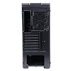 GameMax Demolition RGB Mid-Tower Gaming Case With Rainbow Strip and Rear Fan Sync Hub Glass Side Panel - Alternative image