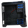 Game Max Destroyer Gaming PC Case with 3 x 12cm 15 Blue LED fans & 1 x 12cm 4 LED  - Alternative image