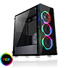 View more info on Game Max Eclipse Mid-Tower Tempered Glass RGB Gaming Case...