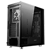 GameMax F15G Gaming Case 2x 20cm ARGB Fan 1x 12cm ARGB Fan TG Front+Side MB Sync - Alternative image