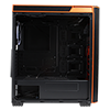 Game Max Gamboge RGB Mid-Tower Gaming Case - Alternative image