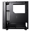 Game Max Ghost Mid-Tower Silent Gaming Case - Alternative image