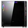 GameMax Kage Midi Tempered Glass inc Spectrum RGB Hub 3 Pin AURA No Fans - Alternative image