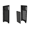 Game Max Mini Kallis Black Gaming Case & Side Window 2 x USB3 - Alternative image