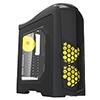 Game Max Nexus Black Gaming Case 2x RGB Led Front Fans & 1x RGB Rear Side Window ETA. February  - Alternative image