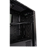 Game Max Onyx RGB Mid Tower ATX 3 x RGB Fans Tempered Glass Sides & Front - Alternative image