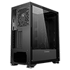 Game Max Phantom RGB Mid-Tower Tempered Glass Gaming Case - Alternative image