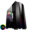 View more info on GameMax Phantom RGB Mid-Tower Tempered Glass Gaming Case...