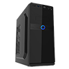View more info on Game Max Proteus Mid-Tower Gaming PC Case with Illuminated front Logo with 1 x USB3 ...