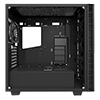 Game Max Sapphire RGB Mid-Tower 2 x USB3 Tempered Glass Mirror Sides and Front  - Alternative image