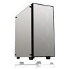 View more info on Game Max Sapphire RGB Mid Tower 2 x USB3 Tempered Glass Mirror Sides and Front ...