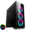 View more info on Game Max Spectrum Tempered Glass RGB Gaming Case...