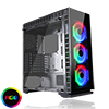 View more info on GameMax Spectrum Tempered Glass RGB Mid-Tower Gaming Case...