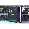 Game Max Starlight RGB Mid-Tower Gaming Case Rainbow Strip and Rear Fan Sync Hub Glass Side Panel - Alternative image