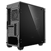 GameMax Stratos Mini ARGB Gaming Case 4x ARGB Fans 1x ARGB Hub - Alternative image