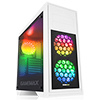 View more info on Game Max Titan White PC Gaming Case with 2 x RGB Front 1 x Rear Fans & Remote...