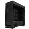 Game Max Vega Black Case With RGB Strip & PWM Controller Perspex Side Windows ETA. February  - Alternative image