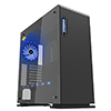 Game Max Vega Black Case With RGB Strip & PWM Controller Tempered Glass Sides ETA. 20th of March  - Alternative image