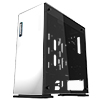 Game Max Vega White Case With RGB Strip & PWM Controller Perspex Side Windows - Alternative image