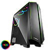 View more info on Game Max Zircon RGB Mid-Tower Gaming Case With Full Side Window...