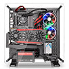 Thermaltake Core P3 Mid Tower ATX Case with Side Acrylic Side with 2 x USB3 - Alternative image