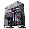 Thermaltake Core P5 Temp Mid Tower ATX Case With Tempered Glass Sides and Front - Alternative image
