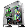 Thermaltake Core P5 Snow Mid Tower ATX Case With Tempered Glass Sides and Front - Alternative image