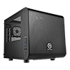View more info on Thermaltake Core V1 Mini-ITX Cube Case Front 20cm Fan 2 x USB3 Side Window ...