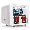 Thermaltake Core V1 Snow Mini-ITX Cube Case With Side Window - Alternative image