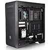 Thermaltake Core V41 Matx Mesh Case with Side Window - Alternative image