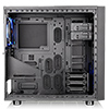 Thermaltake Core X31 Black Mid Tower Case With Tempered Glass Window - Alternative image