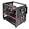 Thermaltake Core X5 ATX Stackable Cube Case With Window + USB 3.0 - Alternative image
