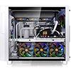 Thermaltake Core X5 Tempered Glass Snow Edition Cube Case   - Alternative image
