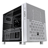 View more info on Thermaltake Core X5 Tempered Glass Snow Edition Cube Case  ...