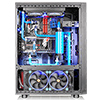 Thermaltake Core X71 Tempered Glass Edition Black Full Tower Case - Alternative image