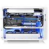 Thermaltake Core X9 Stackable White E-ATX Case with Side Window + 4x USB 3.0 - Alternative image