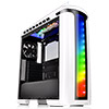 Thermaltake Versa C22 White Mid Tower Case with Side Window & RGB LED   - Alternative image